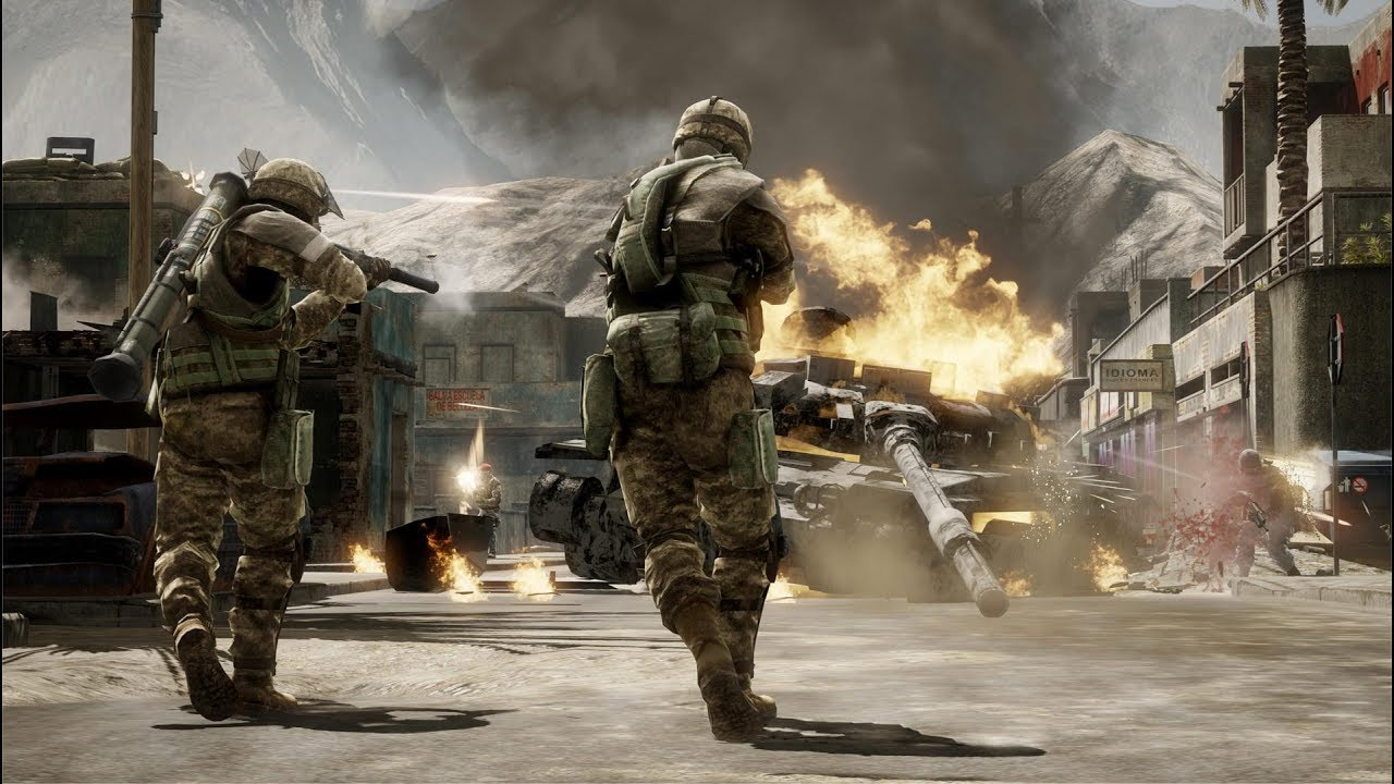 Bad Company Could Be A Launch Title For PS5 - If There's Smoke, There Could Be Fire