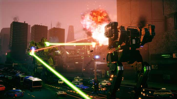A Summer City Break With Some Urban Warfare Coming In June With Battletech: Urban Warfare's Release
