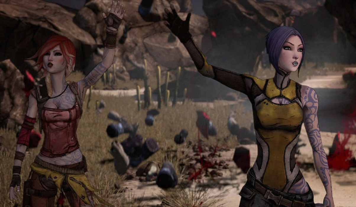 The Re-Mastered Version Of Borderlands: Game Of The Year Edition Is Free For PC Users Who Already Own A Copy