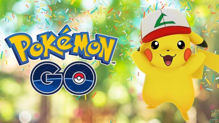 Get Yourself A Shiny Original Cap Pikachu In Pokemon Go; Event Reported To Last April Fools' Week