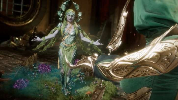 Cetrion Will Make Her Debut In The Upcoming Mortal Kombat 11; Gets A Brutal Trailer Reveal
