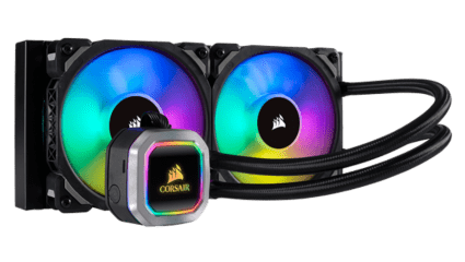Corsair Offer Replacements For Some Of Its Liquid Coolers Which Leak Bright Green Fluid