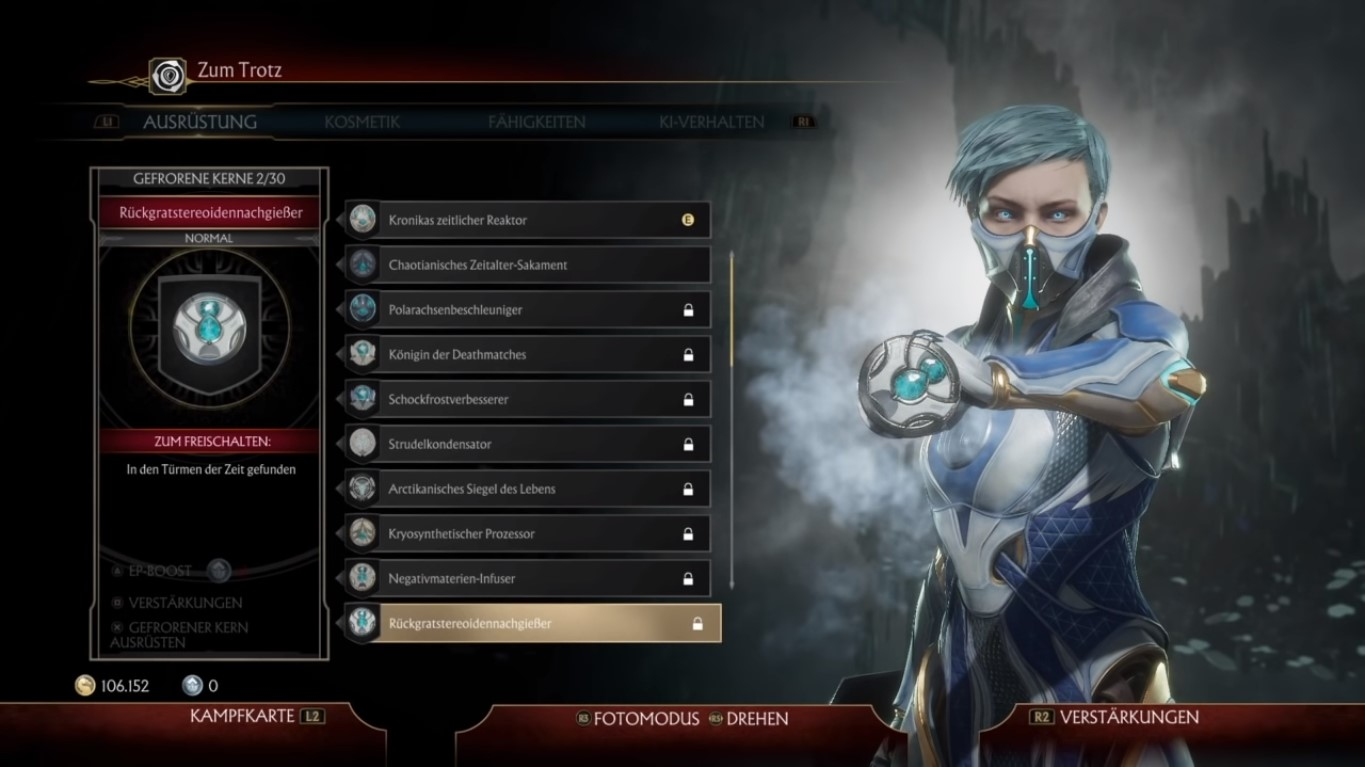 Cosmetics Microtransactions For Mortal Kombat 11 Allows Players To