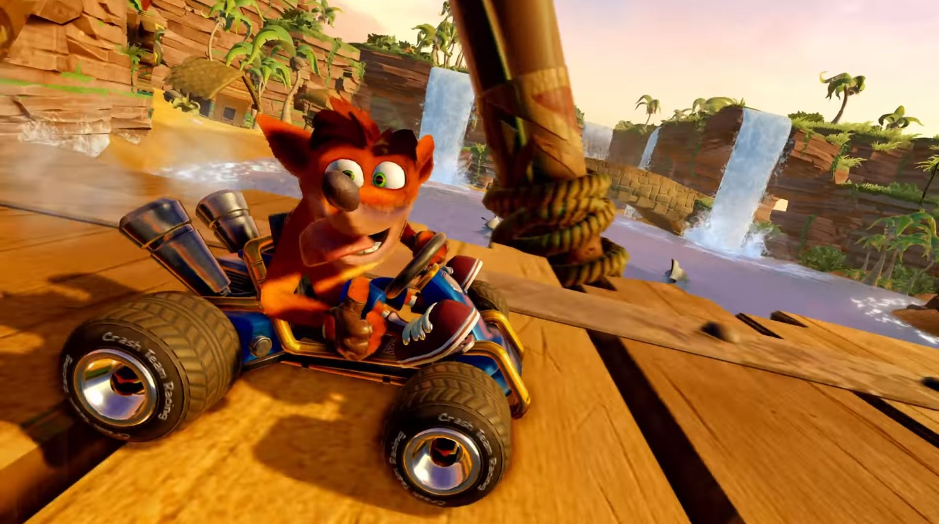 Beenox And Activision Revealed Two New Characters For Crash Team
