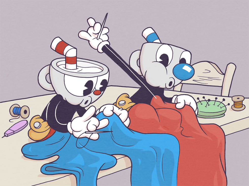 New Secrets, Character Select Options, And New Animations Up For Grabs With Cuphead's Free 1.2 Update