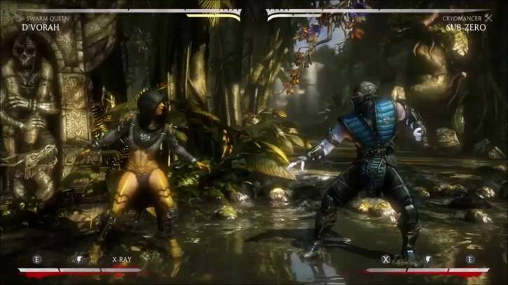 The Savage D'Vorah Gets A Character Breakdown Video Ahead Of The Release Of Mortal Kombat 11
