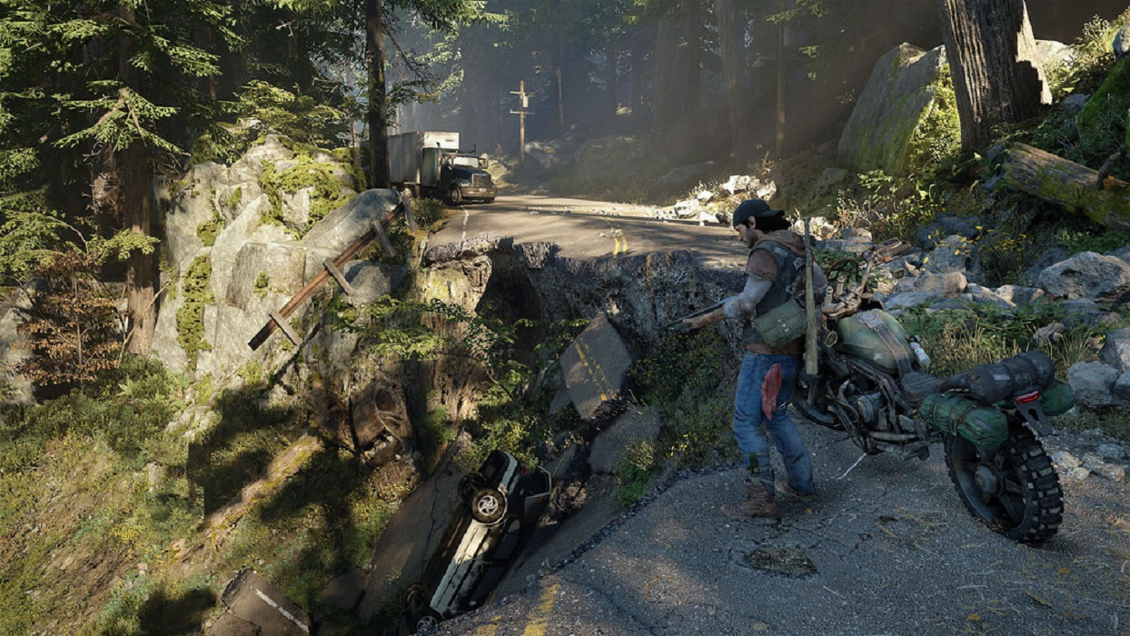 Early Reviews Are In For The Zombie Thriller Days Gone; Shows A Lot Of Promise But Noticeable Issues Are Present