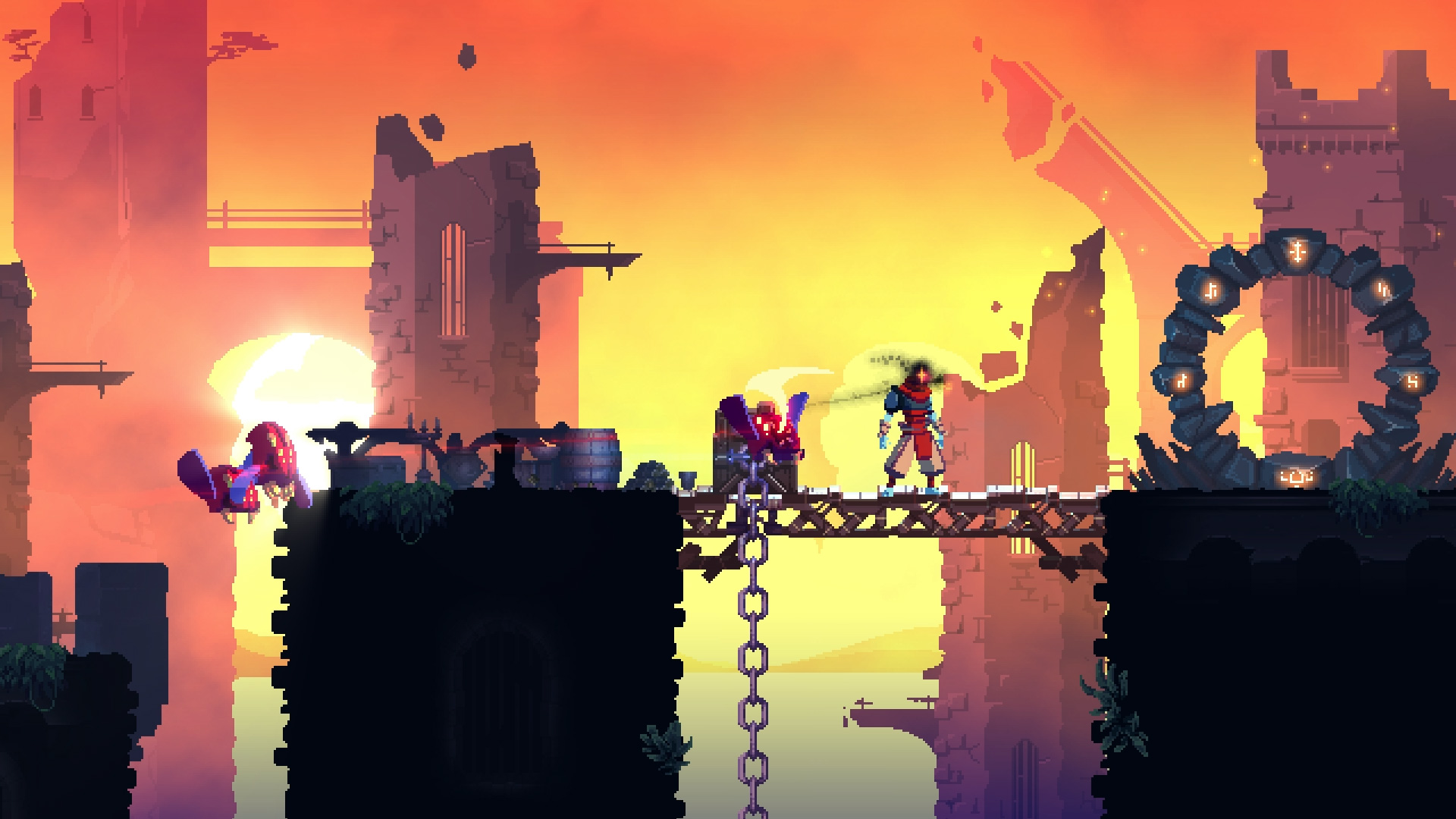 Dead Cells Developer Mulls Tapping Google Stadia To Support Games