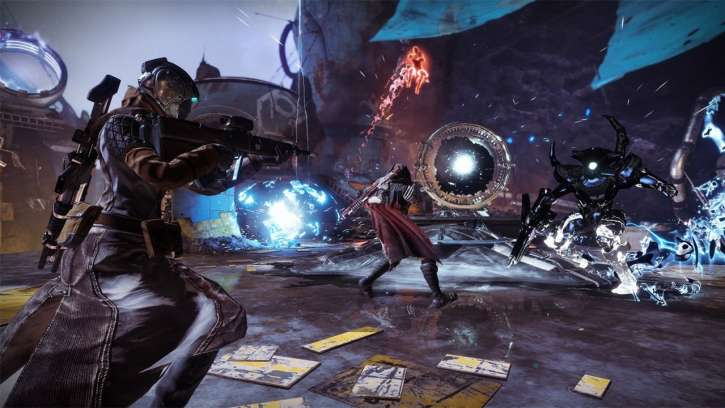 PC Players Of Destiny 2 Acquired Exotic Weapon Exclusive Only For PS4 Platform