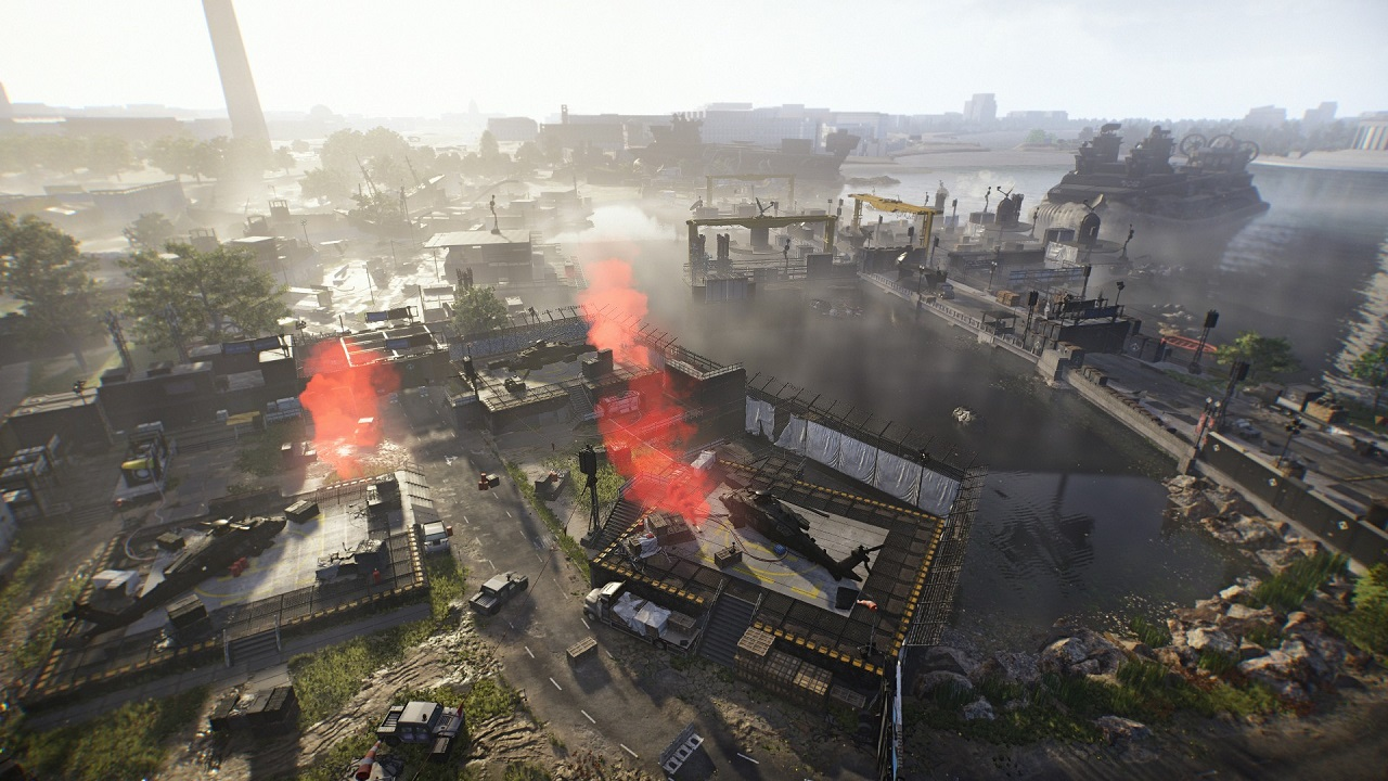 The Division 2's Tidal Basin To Arrive At Invasion: Battle For DC Update Tomorrow