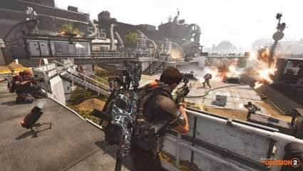 Ubisoft Investigates As Players Of The Division 2 Can't Find The Game's Signature Weapons Ammo