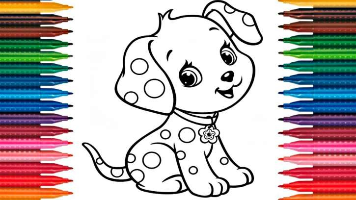 Drawdog Features A Unique Take On Painting And Creating; Includes Puzzles As Well