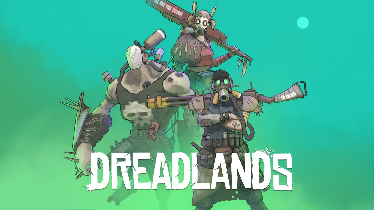 Dreadlands Is Also An MMO Besides Being A Turn-Based Tactical Game
