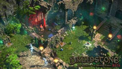 Druidstone: The Secret Of The Menhir Forest Available On Steam On May 16