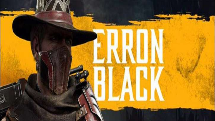 Erron Black Gets An Official Trailer Reveal For Mortal Kombat 11; Features Epic Gun-Slinging Action