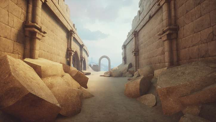 Explore The Highly Detailed Vast World Of Esothe, Inspired By Gothic, Tomb Raider, And More