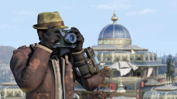 Divisive Repair Kits And A ProSnap Deluxe Camera Added To The Game With Fallout 76's Latest Update