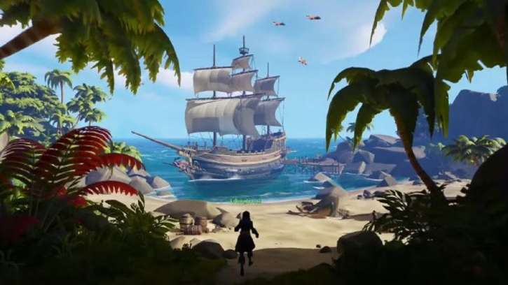 The Open-World Pirate Game Ferret Scoundrels Has A Free Demo Out Now