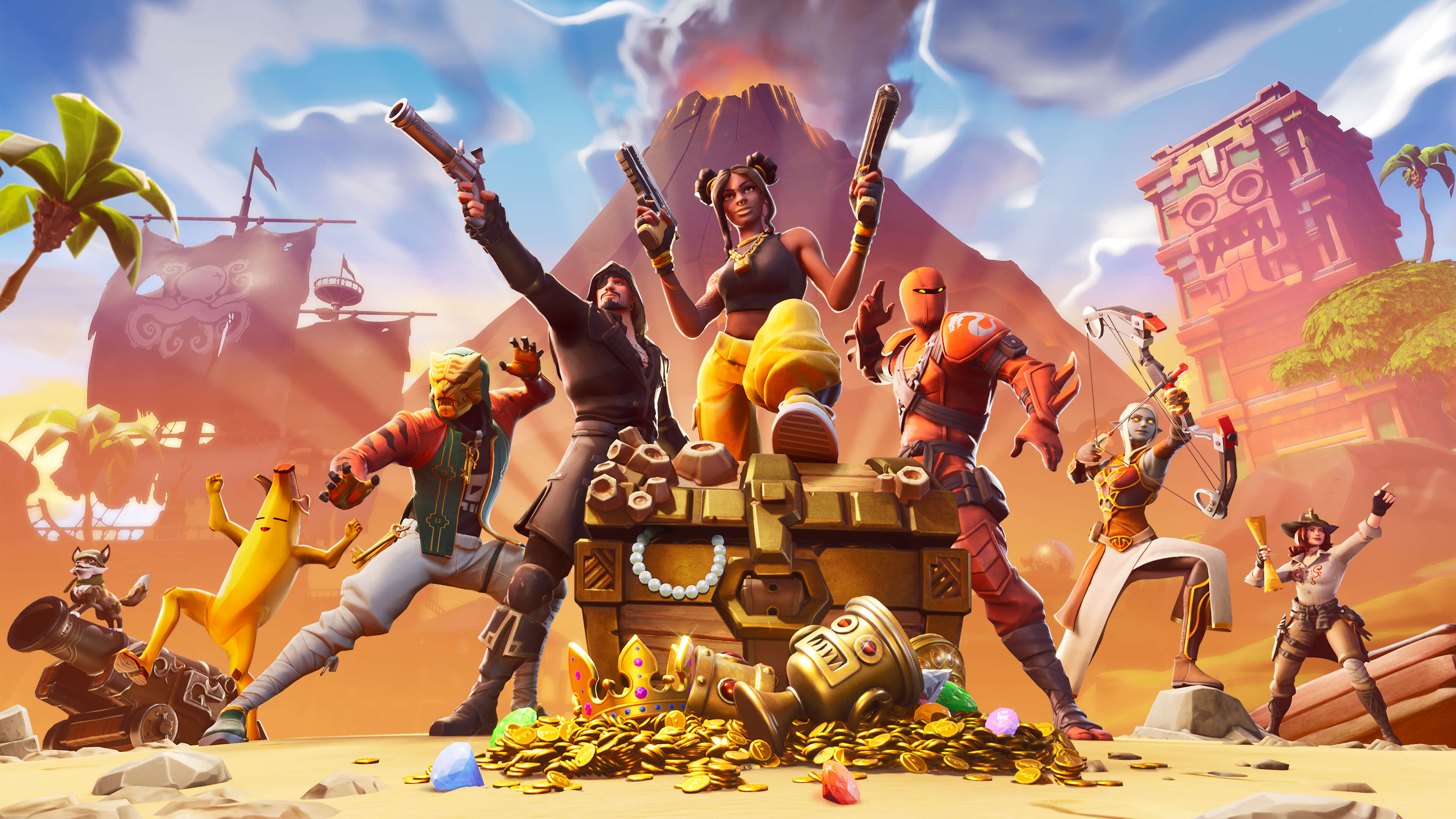 Report Shows Overworked Epic Employees Behind Fortnite's Success