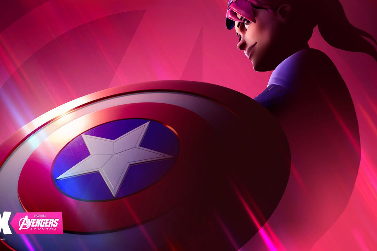 Epic Games' Fortnite Teases A Crossover Event With Avengers: Endgame