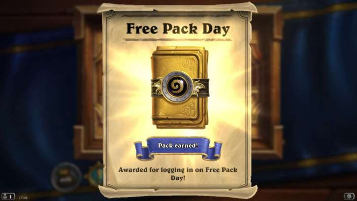 Free Hearthstone Packs With Mechano-Egg Cards Are Up For Grabs In The New Tavern Brawl