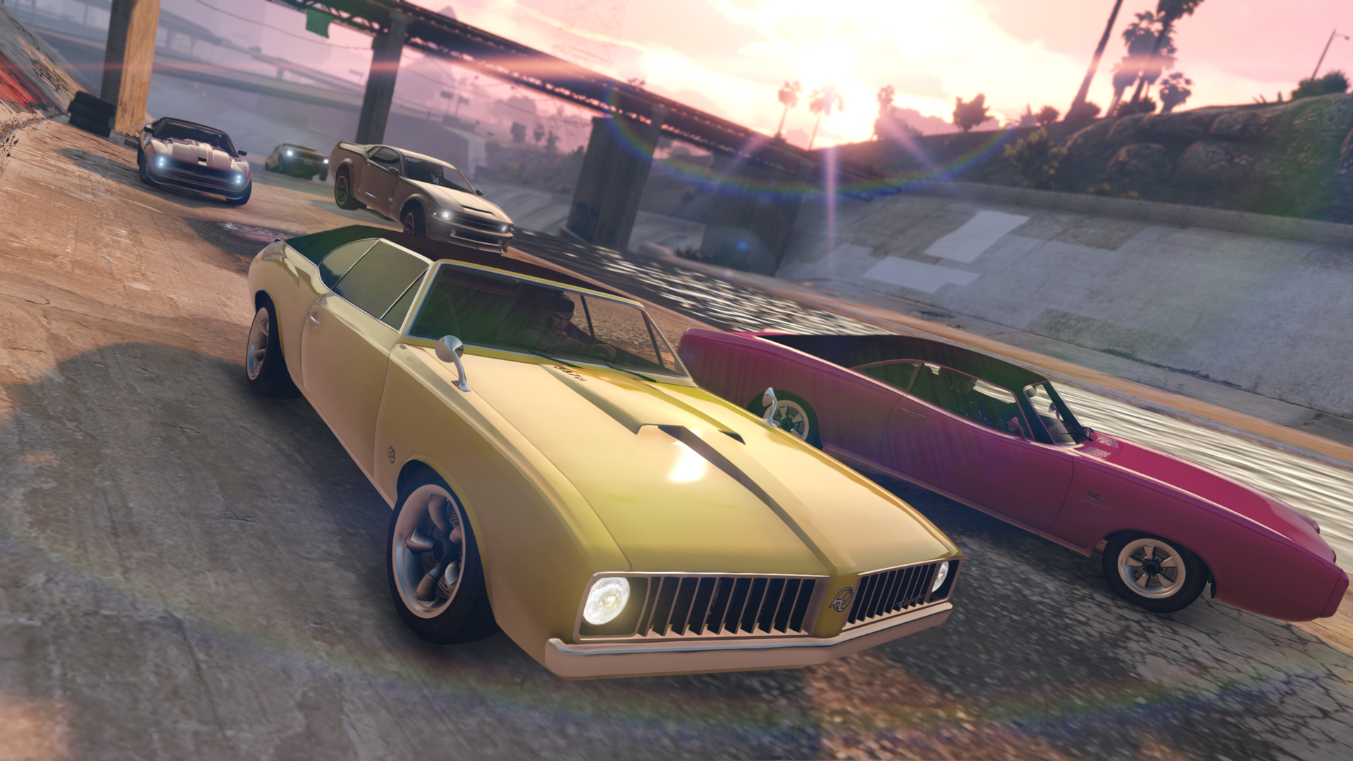 Rockstar Doubles Cash Rewards For GTA Online Players; Other In-Game Rewards For The Picking