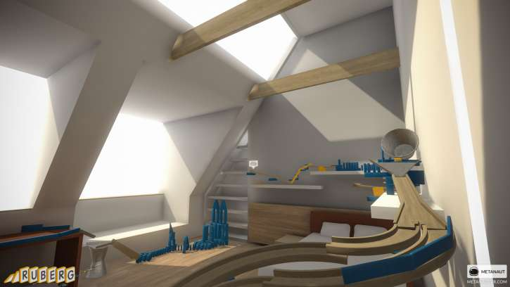 Gadgeteer, The Fun VR Puzzler, Is Now On Early Access On Steam; You Can Give Your Inputs In The Game As It Develops
