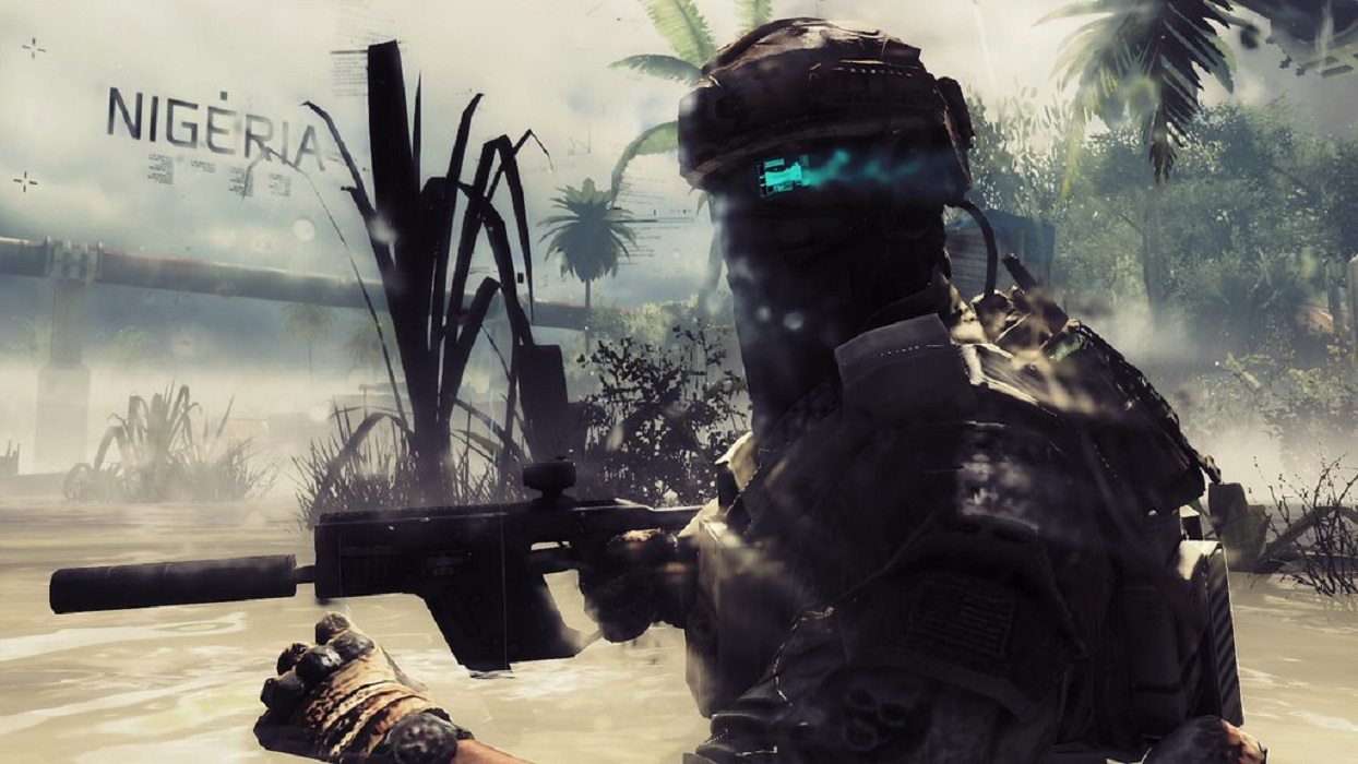 Xbox Live Gold Members Can Download Tom Clancy's Ghost Recon Advanced Warfighter 2 For Free