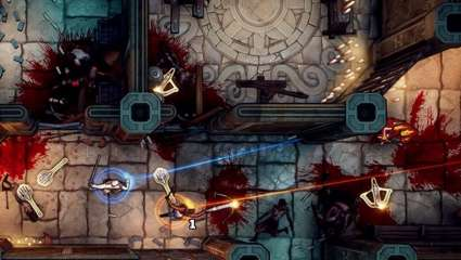 Bloodbath, Deadly Vortex, Devilish Weapons Take Center Stage In Latest God's Trigger Trailer