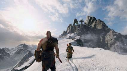 God Of War 4 Can Now Be Purchased For Only $15 Thanks To Target's New BOGO Deal