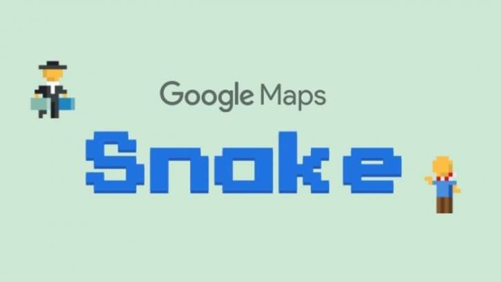 Snake Is An Iconic Game - The Google Map Snake Game Is For April Fools Day Only And Lucky Are Those Who've Played It