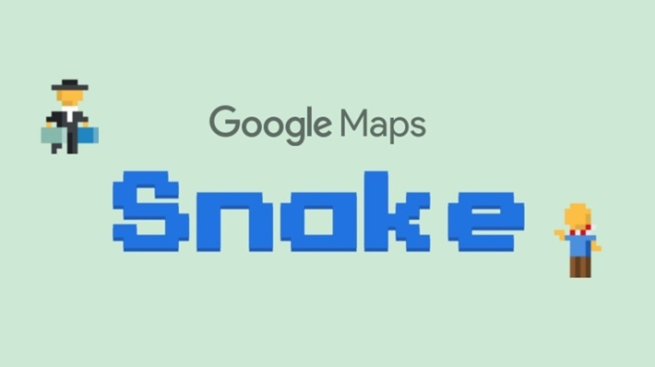 Snake Is An Iconic Game – The Google Map Snake Game Is For April Fools Day Only And Lucky Are Those Who've Played It