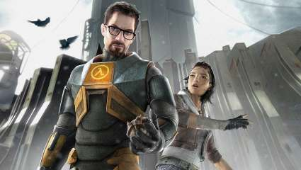 Give Yourself A Half-Life Refresher By Picking Up The First Two Games On Steam For A Deep Discount