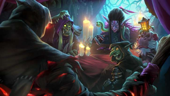Get Hearthstone Rise Of Shadows' Fireside Activities Ahead Of Expansion's Release Date