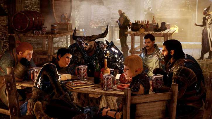 Heists And Spies Featured In The Original And Cool Concept For Dragon Age 4