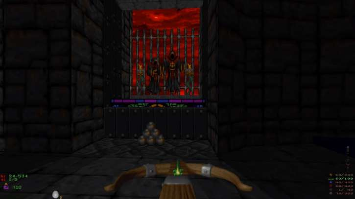 Raven Software's Heretic Added To List Of AI-Enhanced Classic Games; Gamers React
