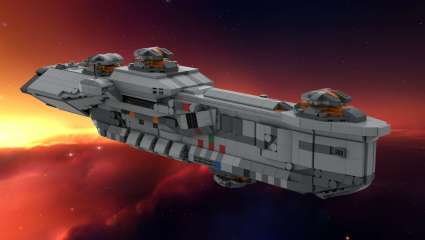 Licensed Homeworld 2 Lego Collectible Sets Are Expensive And Are Not For Beginners