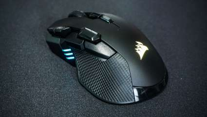Corsair Releases Ironclaw RGB, A Wireless And Ultra-High Sensitivity Mouse