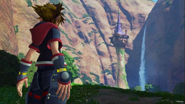 Kingdom Hearts 3 For The PlayStation 4 Is Now Roughly $37 On Amazon Right Now