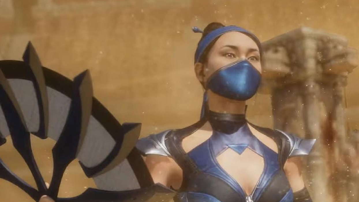 Fans Got An Exclusive Look At Kitana And Her Moves Ahead Of The Release Of Mortal Kombat 11