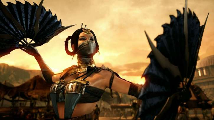 Mortal Kombat 11 Showcases A TV Spot Trailer For The Beautiful Kitana