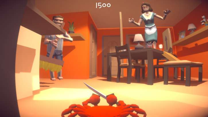 Knife 2 Meat U Is A Comedy Game For Those Who Want To Take A Break - It's Short, Funny, And It's Free!