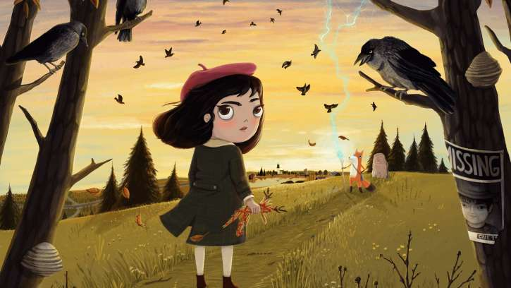 Little Misfortune Game Demo Released On Steam; An 8-Year-Old Girl Alone In The Woods, What Could Go Wrong?
