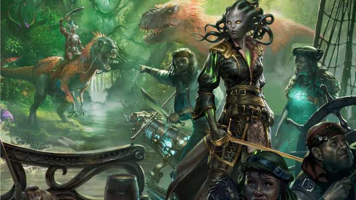 Magic: The Gathering Trailer Released; War Of The Spark Shows Some Planeswalkers