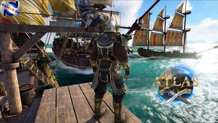 Atlas 'Mega Update' Goes Live With Trainable Crabs, New Co-Op Mode, And More Islands