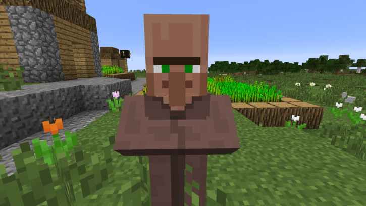 Chaos Among Minecraft Villagers Sparks Following Village And Pillage Update