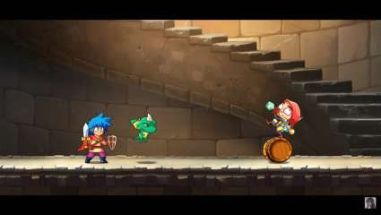 Transformational Mechanic Monster Boy And The Cursed Kingdom For PC Still A Go, Free Demo Arriving Soon