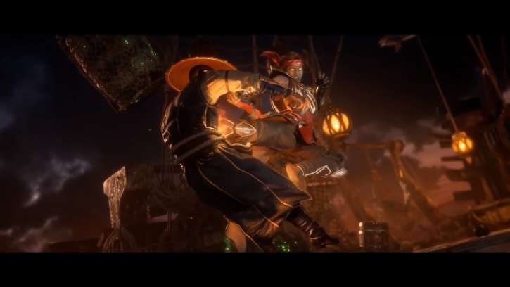 The New Trailer Of Mortal Kombat 11 Confirmed The Return Of Kitana