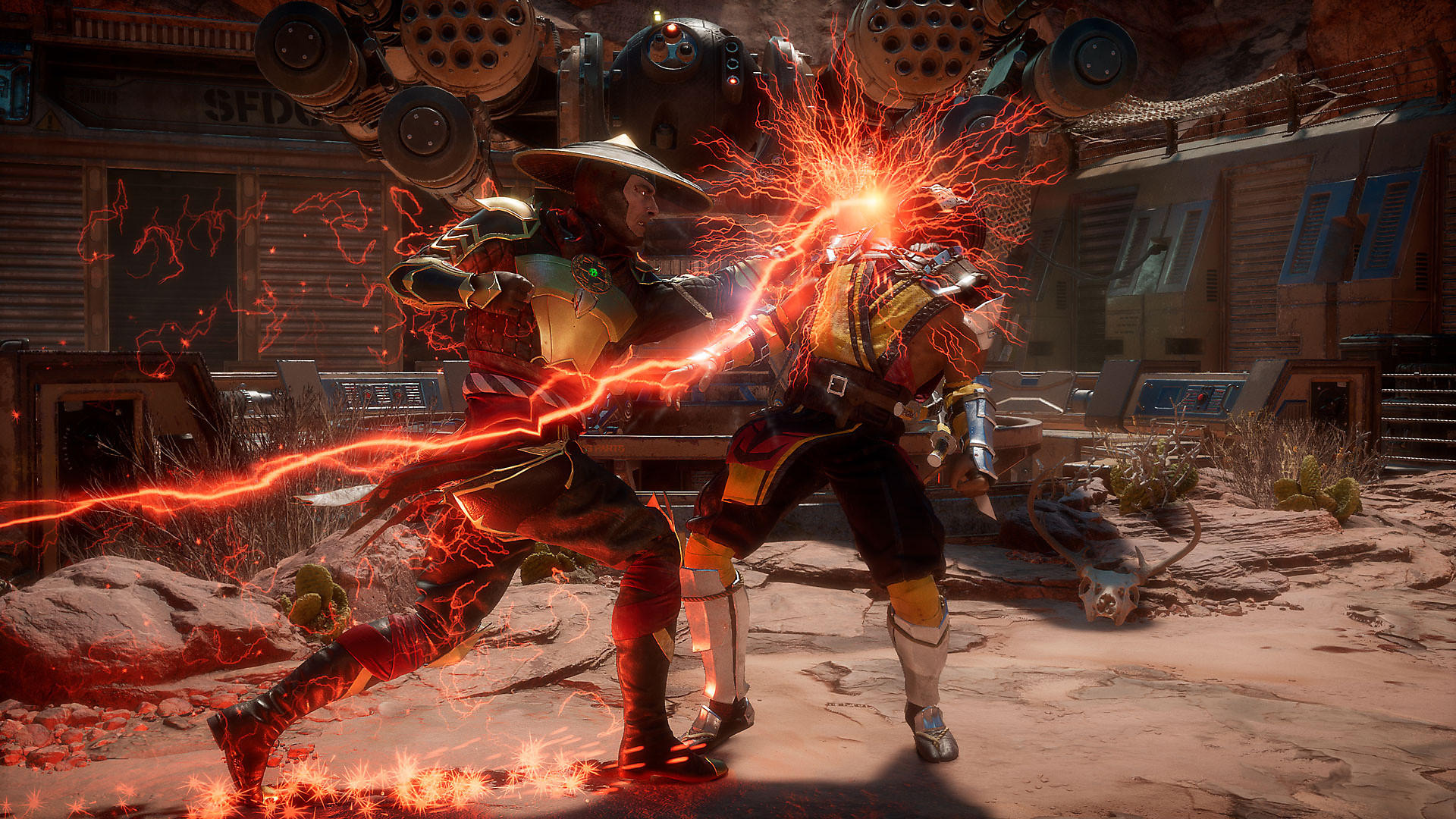 Mortal Kombat 11 Has A Techno Syndrome-Theme Official Launch Trailer
