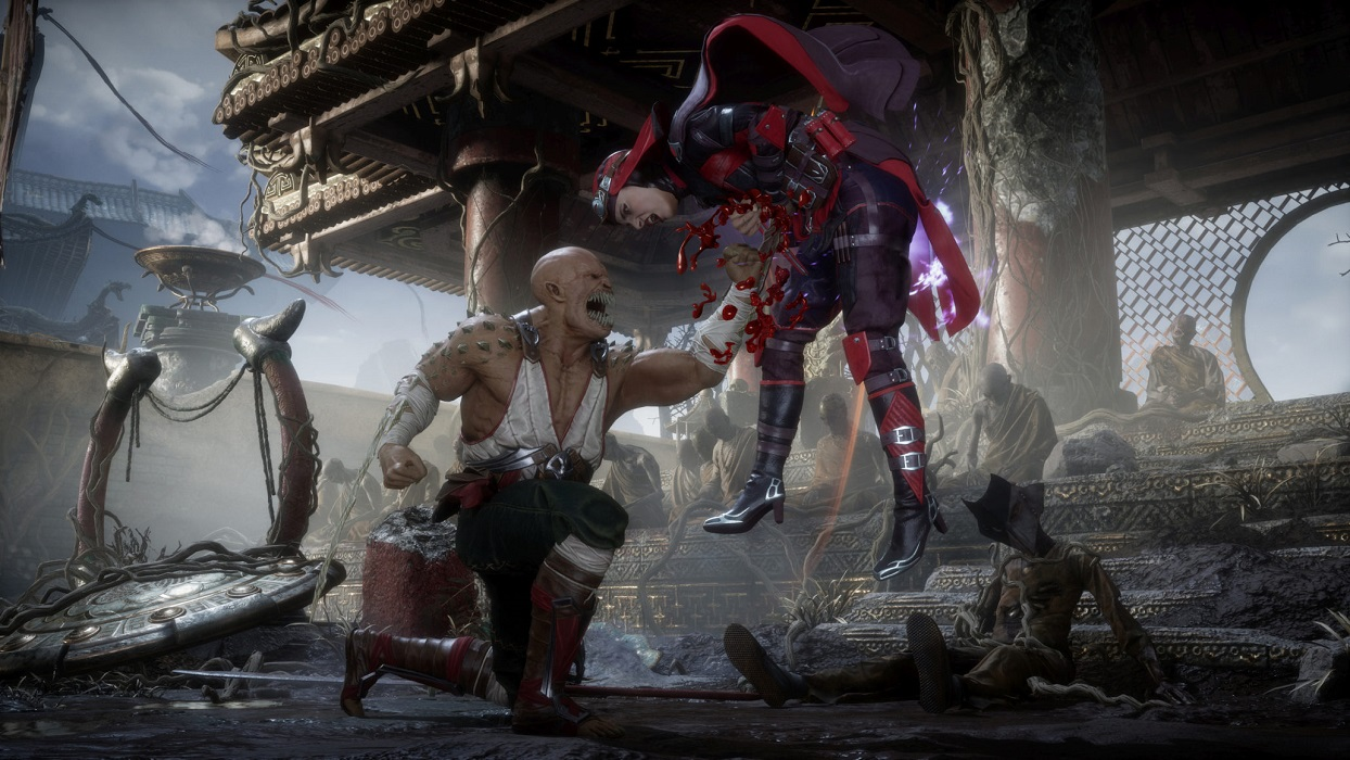 Gameplay Footage Of Mortal Kombat 11 Comes Out For Nintendo Switch; Still Looks Impressive And Fun